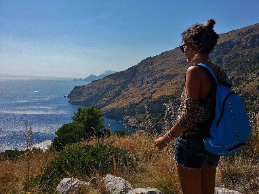 racconti di viaggio in Campania