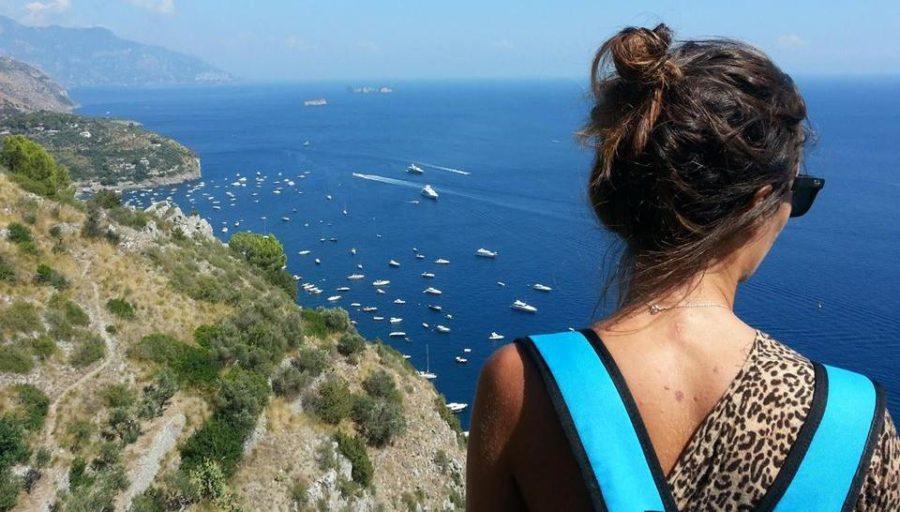 racconti di viaggio e itinerari in Campania e Italia