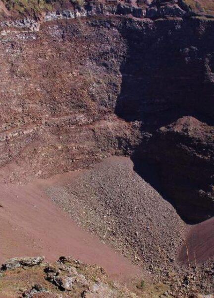 interno del cratere