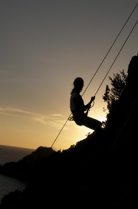 free climbing sperlonga