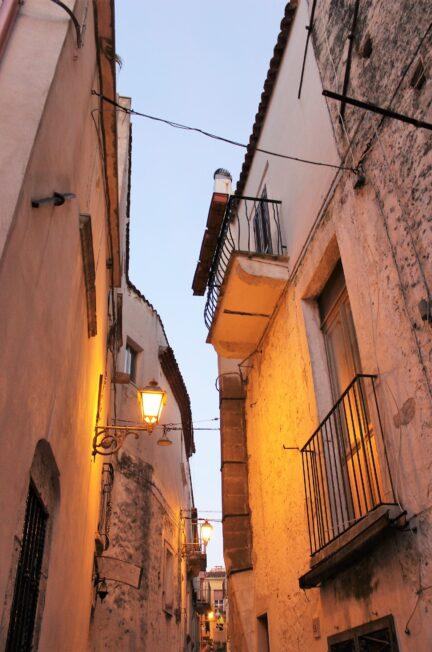 centro storico ischitella