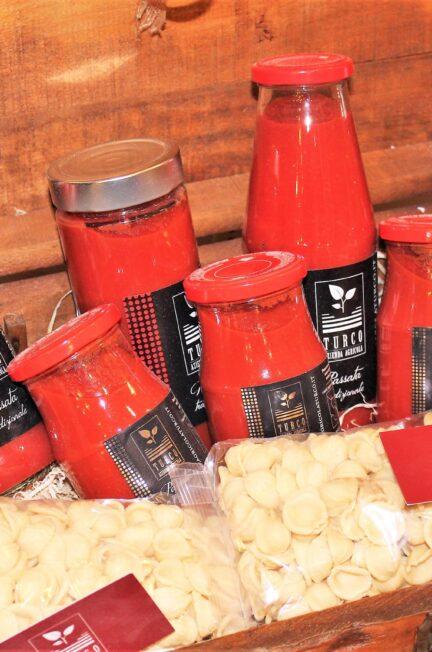 pomodori azienda agricola turco