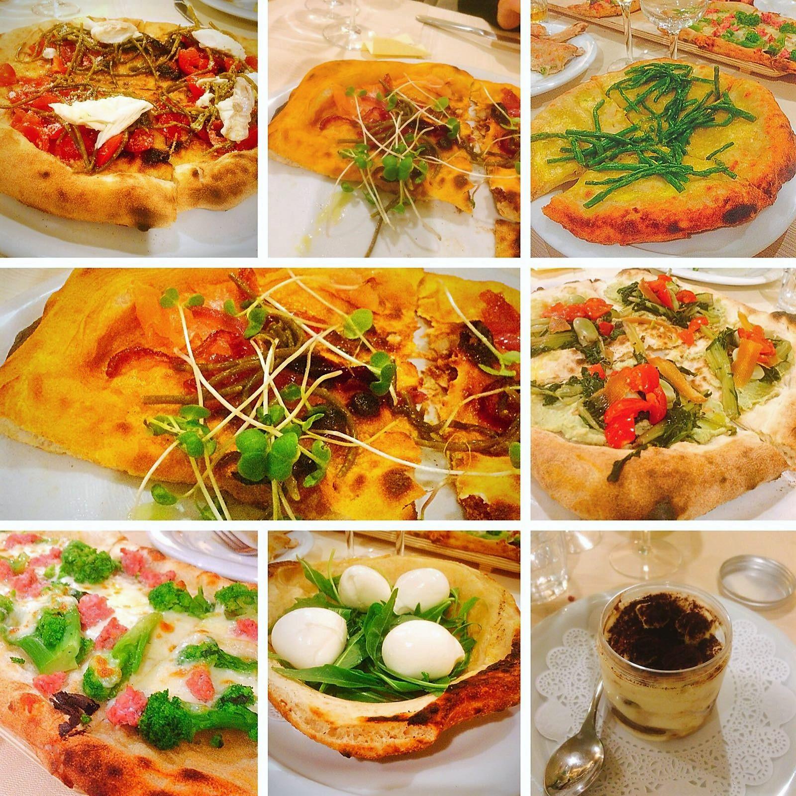 pizzeria la cruna del lago