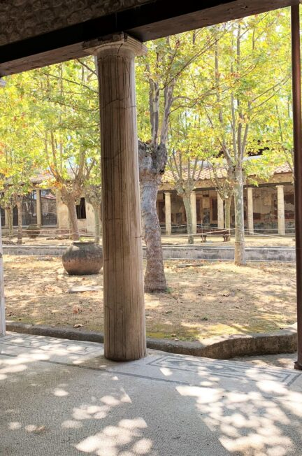 scavi villa-san-marco-stabiae